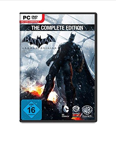 Batman: Arkham Origins - The Complete Edition - [PC]