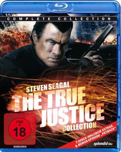 The True Justice - Uncut/Complete Collection [Blu-ray]