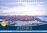 Istanbul - Faszinierend und Verwirrend (Tischkalender 2022 DIN A5 quer): Wunderschoene Bilder einer atemberaubenden Stadt (Monatskalender, 14 Seiten )
