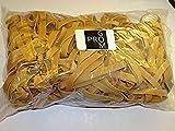 PROGOM-Gomas Elasticas-120 (ø75) mmx10 mm-natural -bolsa de 1kg