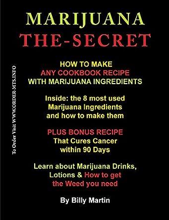 Marijuana The-Secret
