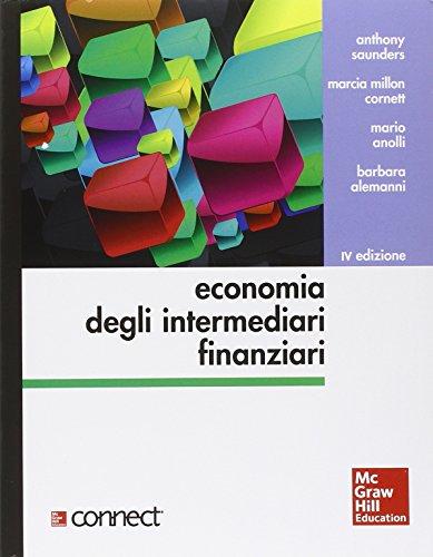 Economia degli intermediari finanziari. Con aggiornamento online