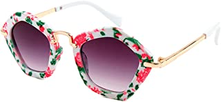 Almencla Moda Crianças Óculos de Sol Crianças Óculos de Sol Crianças Óculos de Criança Óculos de Sol Anti-uv Bebê Presentes