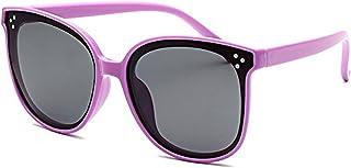 Aiong - Aiong Gafas de Sol de Dibujos Animados, Gafas de Sol polarizadas, Gafas de Sol para niñas, Seguridad de Silicona para niños, bebés, UV400