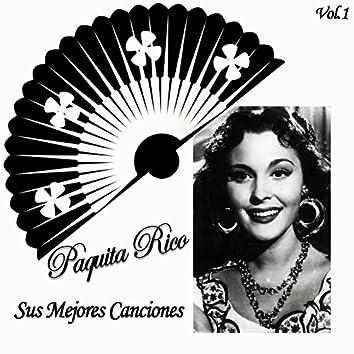 Paquita Rico / Sus Mejores Canciones, Vol. 1