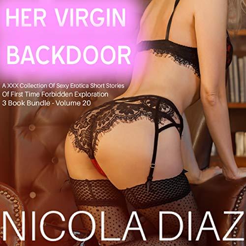 Her Virgin Back Door:3 Book Bundle audiobook cover art