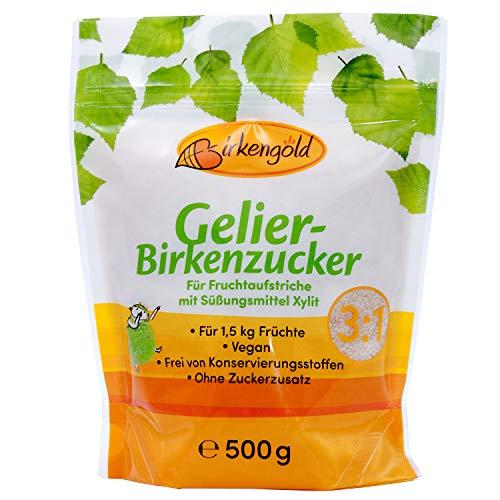 Birkengold -   Gelier-Birkenzucker