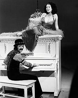 El Sonny y Cher Comedia hora con Sonny Bono, Cher 10x 8fotografía de promoción en Piano