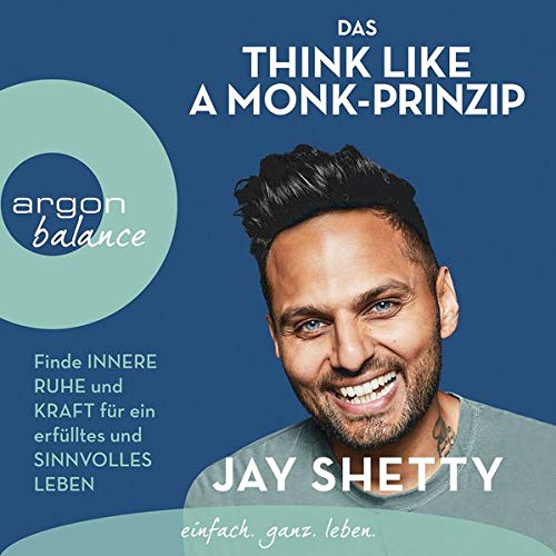 Couverture de Das Think Like a Monk-Prinzip