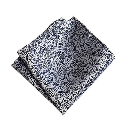 Kentop - Pañuelo de Bolsillo para Hombre, pañuelos de Bolsillo para Disfraz