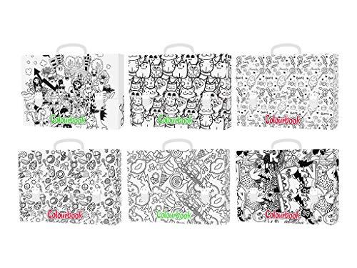 Selezione Varzi dal 1956 Cartella Polionda Dorso 8' Doodle