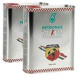4 litros de aceite de motor Selenia Petronas Abarth 10W50 F iat Abarth 695