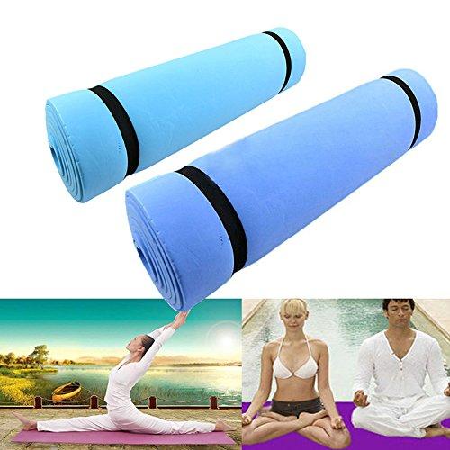 shaoyanger - 1 colchoneta de Espuma EVA para Yoga, a Prueba de Humedad,...