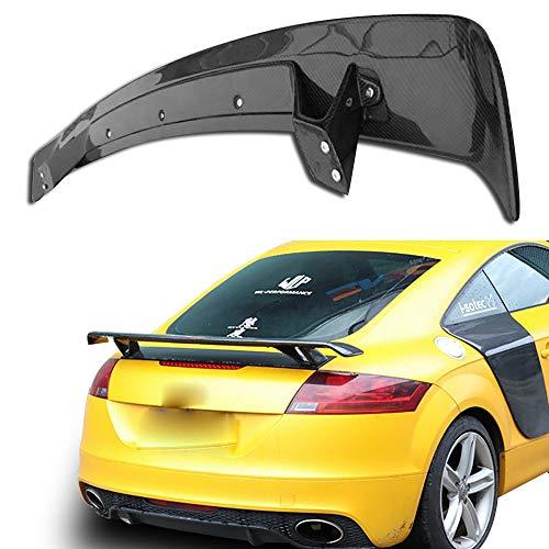 Car Styling Style Außen Carbon Fiber Modified Heckspoiler Hecklippe Kotflügel Dekoration Für Audi TT Spoiler