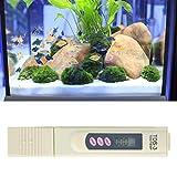 Medidor de Prueba de Calidad del Agua, probador de Monitor de Calidad del Agua de Alta precisión, lápiz de Prueba de Temperatura, probador de Agua Digital de Mano, Acuario para pecera