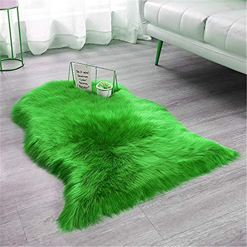European-Style Thick Anti-Skid And Moisture-Proof Carpet, Solid-Color Microfiber Irregularly Shaped Floor Mat, Suitable For Living Room, Bedroom, Bedside Sofa, Hotel, Kindergarten Carpet