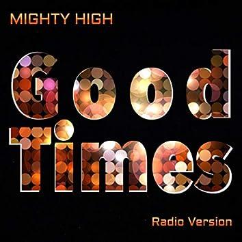 Good Times - Single (Radio Version)