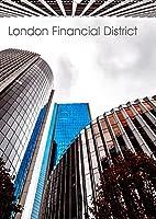 London Financial District (Wandkalender 2022 DIN A2 hoch): Hochwertige Aufnahmen der Londoner Skyline im Finanz Distrikt (Monatskalender, 14 Seiten )