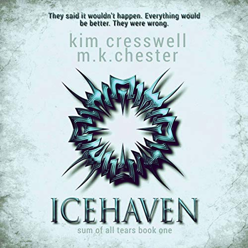 Icehaven  By  cover art