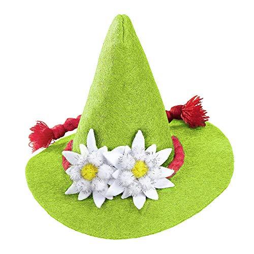 Widmann ? Mini Chapeau Bavière, avec Acier Blanc