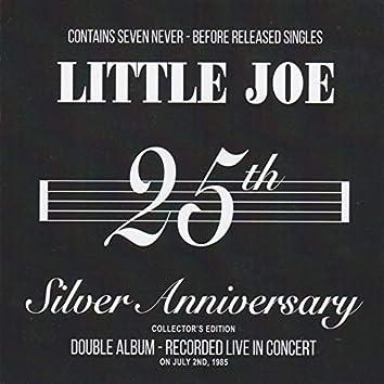 25th Silver Anniversary (Live)
