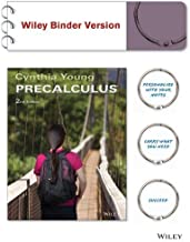 Precalculus: With Limits 2nd Binder R edition by Young, Cynthia Y. (2013) Loose Leaf