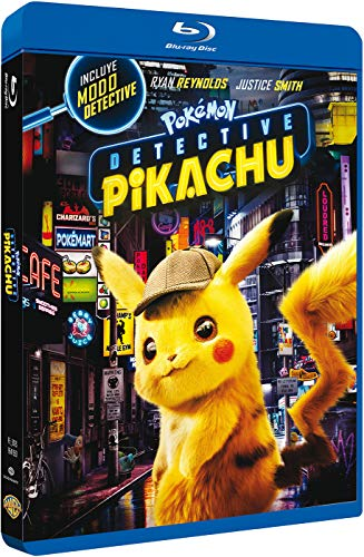 Pokémon: Detective Pikachu [Blu-Ray] [Import]