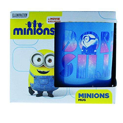 Minions–Taza pequeña kindertasse Bored Silly Bob con Oso Azul