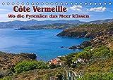 Cote Vermeille - Wo die Pyrenäen das Meer küssen (Tischkalender 2022 DIN A5 quer): Die Purpurküste in Südfrankreich (Monatskalender, 14 Seiten )
