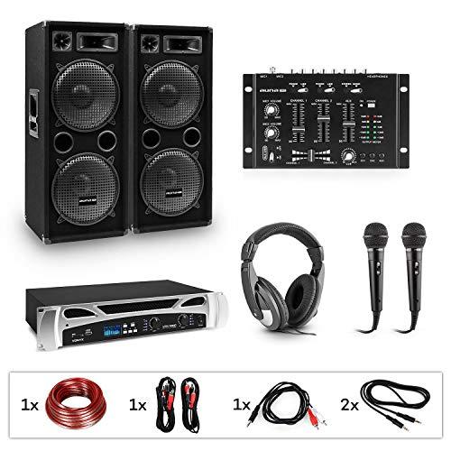 Electronic Star Block Party II - Equipo de DJ, Amplificador