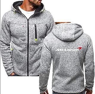 Winter Fashion Hoodies Men Zipper Cardigan Mercedes F1 Hoodie Sweatshirts Casual Jacket Coat