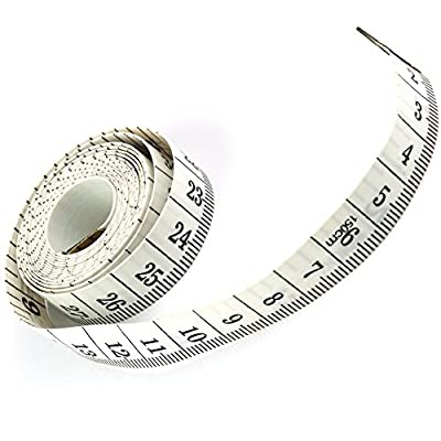 XSharpTailor 60 Inch Soft Tape Measure for Sewing Tailor Cloth Ruler