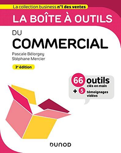 La boîte à outils du Commercial - 3e éd. - Prix DCF...