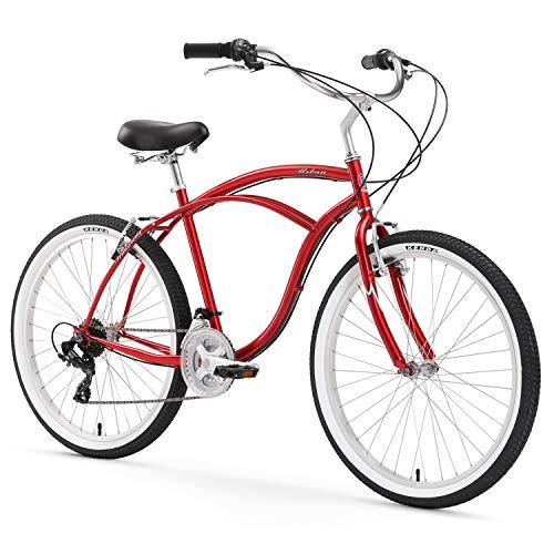 Urban Man Beach Cruiser Bike