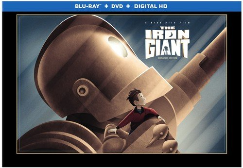 The Iron Giant: Signature Edition Ultimate Collector's Edition [Blu-ray]