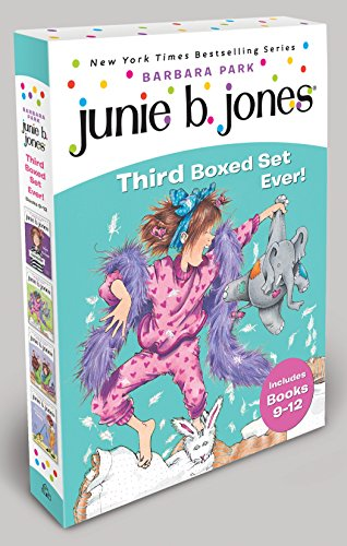 Junie B. Jones Third Boxed Set Ever!: Books 9-12