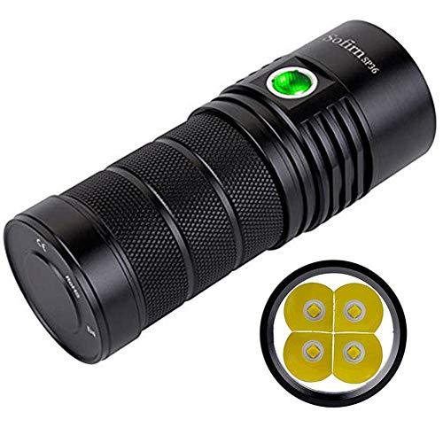 Sofirn BLF SP36 Powerful 6000 Lumen Flashlight