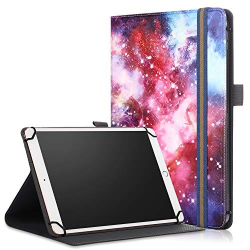 Acelive Funda Universal para Tablet 7-8 Pulgadas(Samsung SM-T280 SM-T290, qunyiCO Y7, Lenovo Tab M8/M7,TECLAST P80X, Haehne 7' 8', HAOQIN 7' 8'