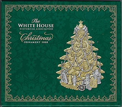 2008 White House Christmas Ornament, A Victorian Christmas Tree
