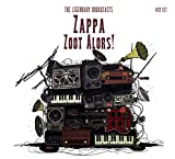 Frank Zappa - Zoot Alors!: The Legendary Broadcasts 4 CD Set
