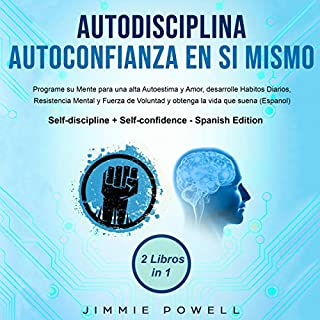 Autodisciplina + Autoconfianza En Sí Mismo [Self-discipline + Self-confidence] cover art