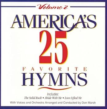 America's 25 Favorite Hymns Vol. 2