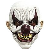 Générique Mahal681 - Máscara Completa de látex para Adulto, Color Payaso