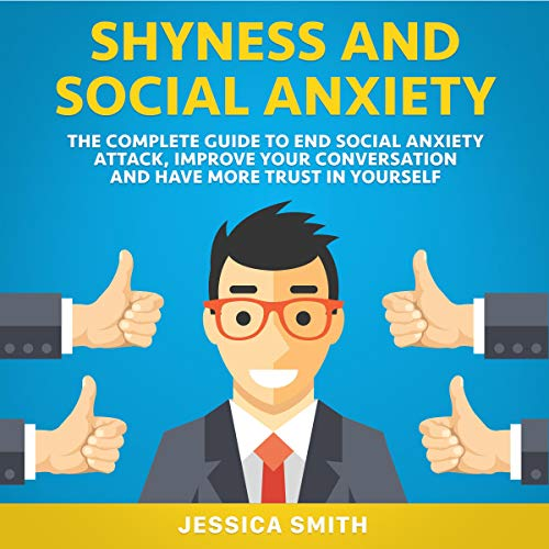 Couverture de Shyness and Social Anxiety