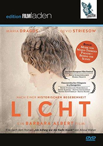 Licht, 1 DVD