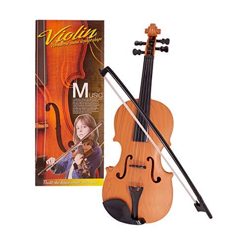 """18"""" Toy Violin for Kids, Musical Instruments, Tiny Violin, Kids Violin, Mini Violin, Beginner Violin, Kids Violin Beginner, Violin Toy for Ages 3+"""