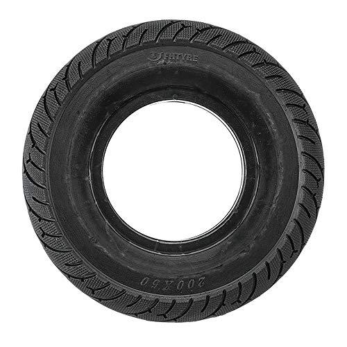 C-FUNN 195X50Mm / 8 'X2' Scooter Neumático Sólido Sin Cámara Neumático Plano E100 E150 E175 E200