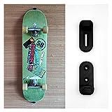 GEOLEVEL Skateboard Wandhalterung (verstellbar) – Backside...