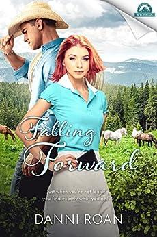 Falling Forward (Whispers in Wyoming Book 10) by [Danni Roan, Erin Dameron-Hill]
