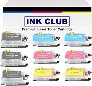 2480,IntelliFax-2580C,Fax-1460,Fax-1560 Compatible ink cartridges for Brother IntelliFax-1360,IntelliFax-1860C,IntelliFax-1960C,IntelliFax Inkcool 10-pack LC51 LC10 LC37 LC57 LC970 LC1000 LC960B 4B,2C,2M,2Y